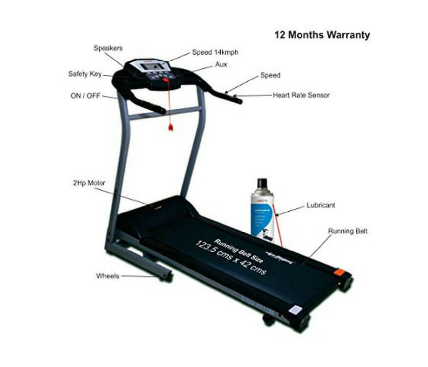 How to Lubricate Manual Treadmill?